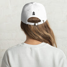 Load image into Gallery viewer, FoG in Hebrew Box Style Dad hat