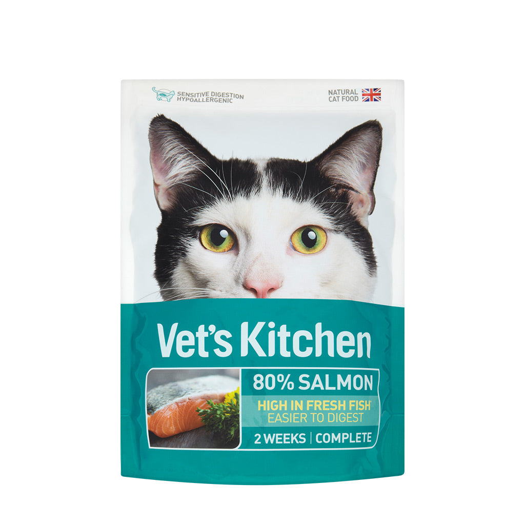 Sensitive Digestion Dry Food<br> Succulent Salmon