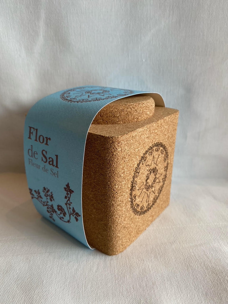 Flor de Sal Cork Package 170g