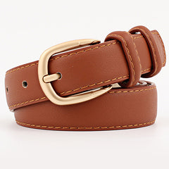 Sabba Belt in Tan
