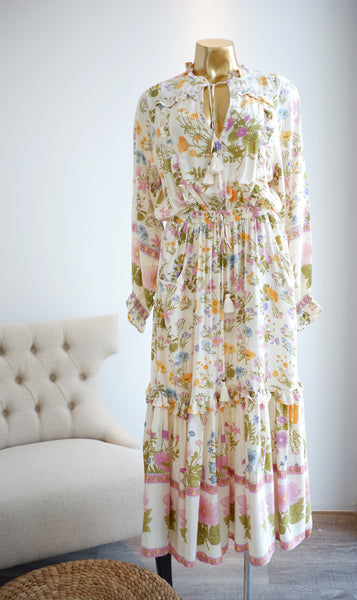 Summer in Pasadena Dress