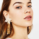 Tiger Lily Earrings