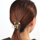 Mermaid Shell Hair Clip (Available in Gold & Silver)