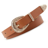Cabbo Belt in Tan