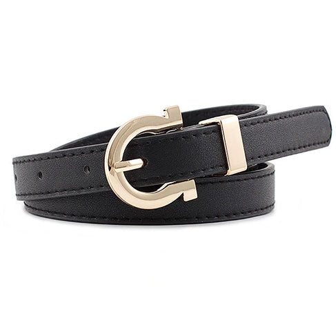 Hampton Belt in Black