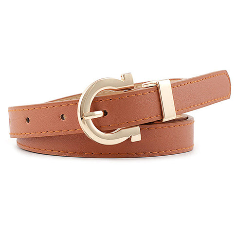 Hampton Belt in Tan