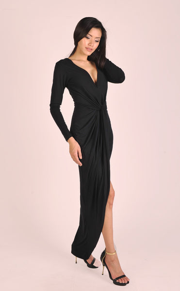 Godiva Dress in Black