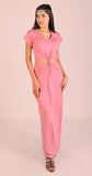 Monroe Cut-Out Maxi Dress
