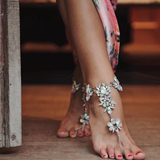 Athena Jewelled Anklet