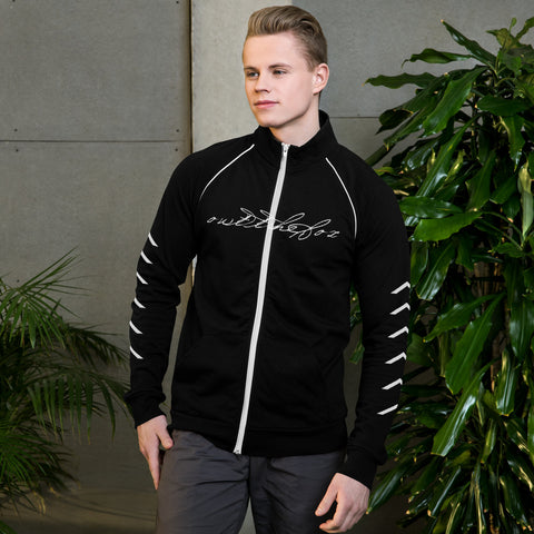 Out The Box Signature Piped Fleece Jacket