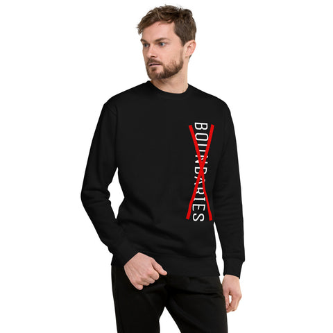 """No Boundaries"" Fleece Pullover"