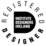 Registered designer @ Institute of Designers Ireland