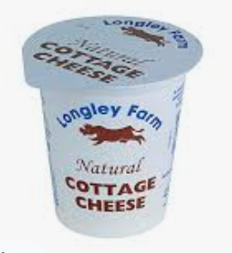 Longley farm cottage cheese
