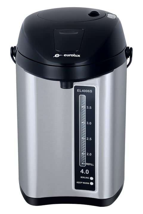 EUROLUX ELECTRIC HOT WATER POT 4.0 QT MODEL# EL4006S