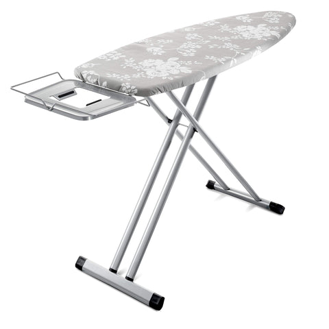 Bartnelli Pro Luxury Ironing Board - Extreme Stability | Steam Iron Rest | Adjustable Height | Foldable | European Made