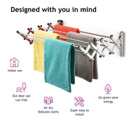 Compact Sleek Design Drying Rack
