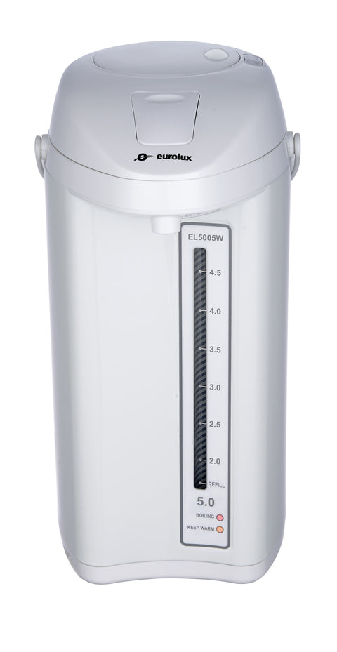 EUROLUX ELECTRIC HOT WATER POT 5.0 QT MODEL# EL5005W