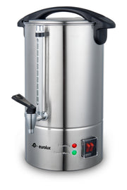 EUROLUX DOUBLE INSULATED HOT WATER URN 40 CUP MODEL# EUR41