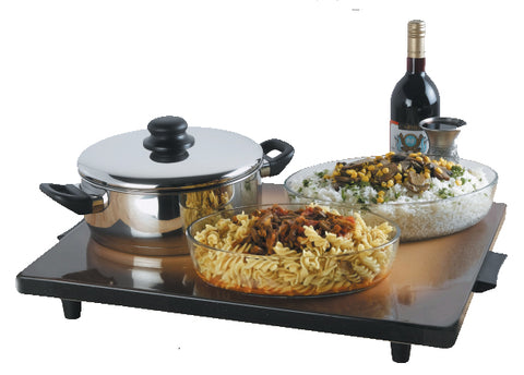 ISRA HEAT SHABBAT ENAMEL HOT PLATE WITH BUILT IN SAFETY THERMOSTAT MODEL# IS702 (LARGE)