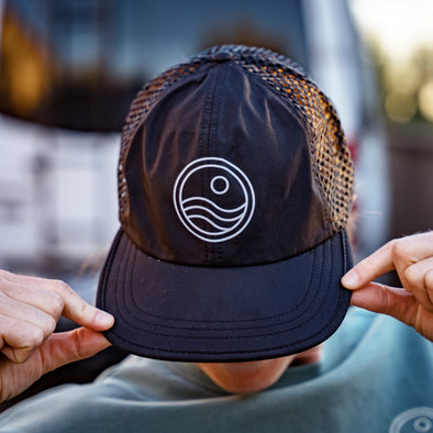 Reflective Trail Hat