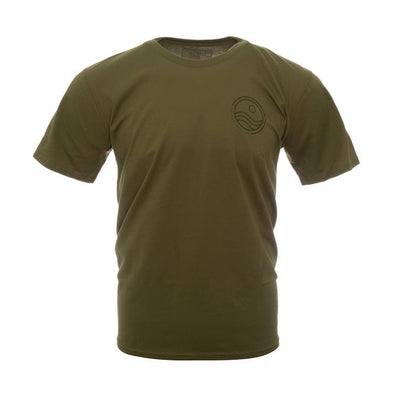 Forest Green Logo T