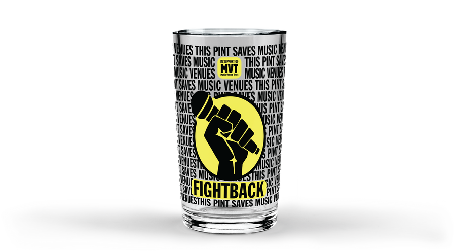 Buy Fightback Pint Glass