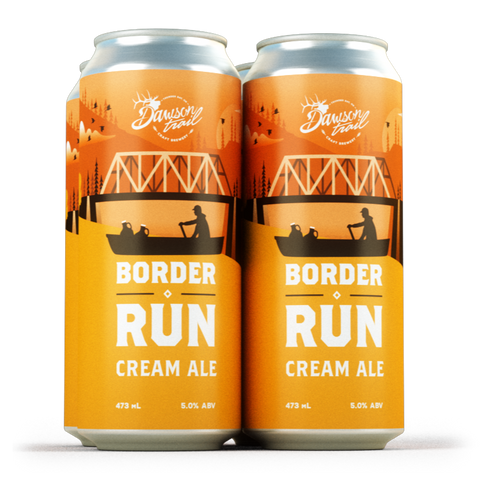 Dawson Trail Boarder Run Cream Ale