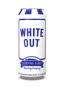 Sleeping Giant White Out Hazy IPA