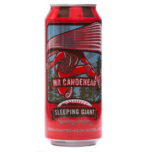 SGBC Mr. Canoehead Red Ale