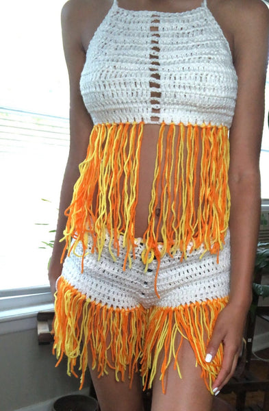 Two-Piece Fringe Set (Orignal)