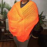 Shawl W/ Pockets