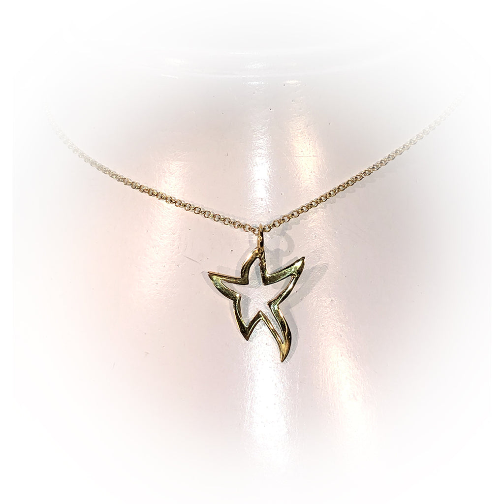 Collar SUPER STAR-Oro