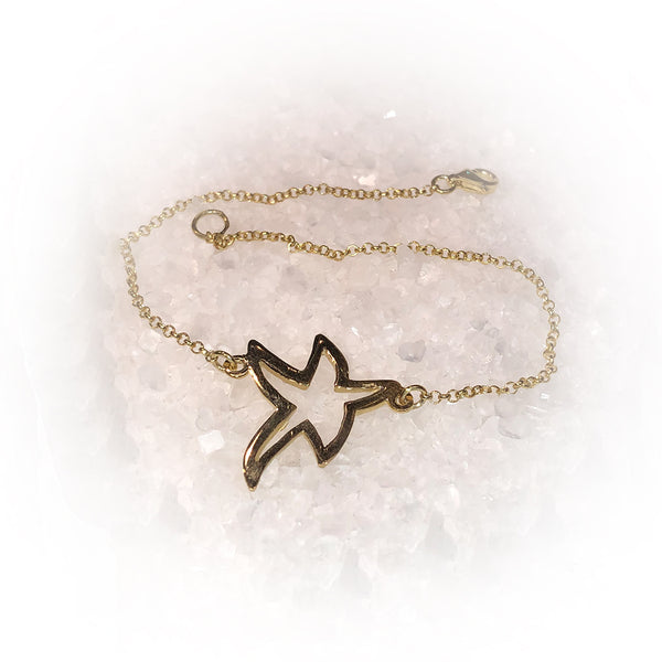 Pulsera SUPER STAR-Oro