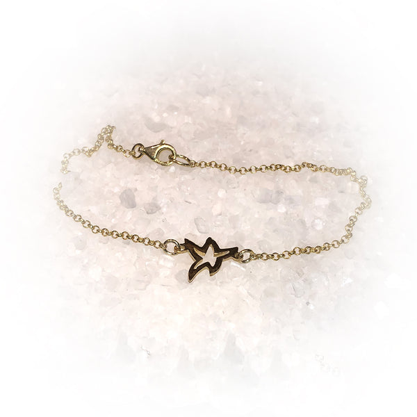 Pulsera MINI STAR-Oro