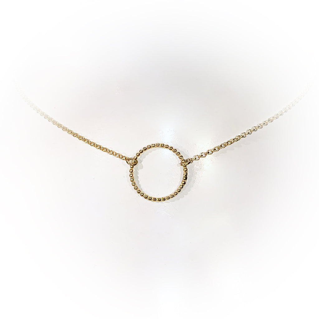 Collar PTCOR-Oro