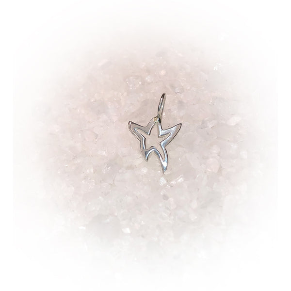 Collar MINI STAR-Plata