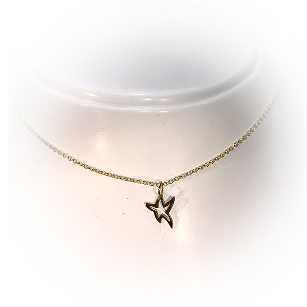 Collar MINI STAR-Oro