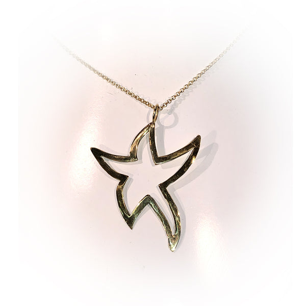 Collar BIG STAR-Oro