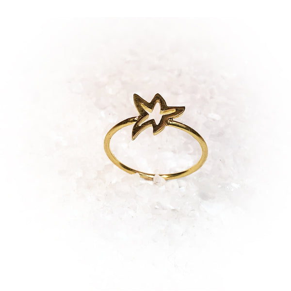 Anillo MINI STAR-Oro