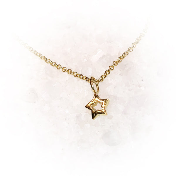 Collar STAR-Oro