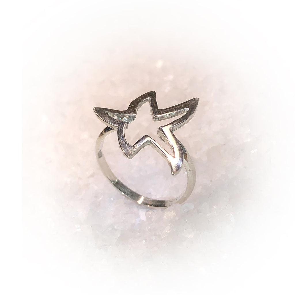 Anillo SUPER STAR-Plata