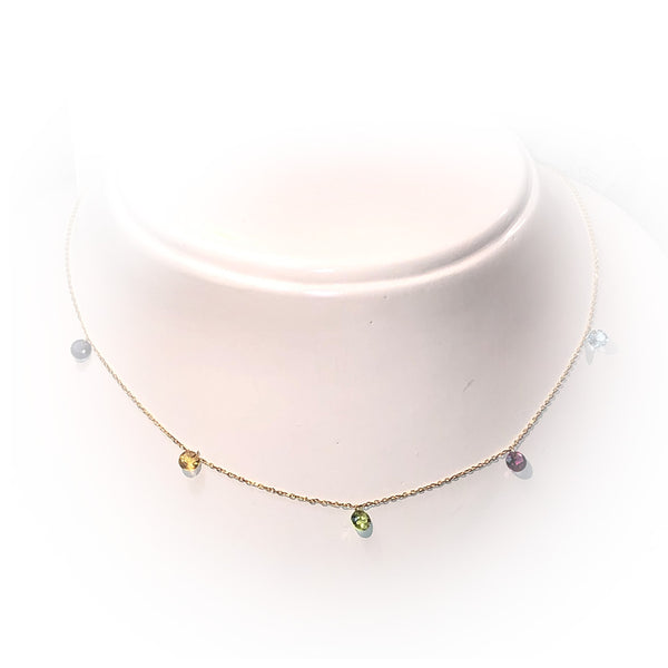 Collar RAINBOW-Oro