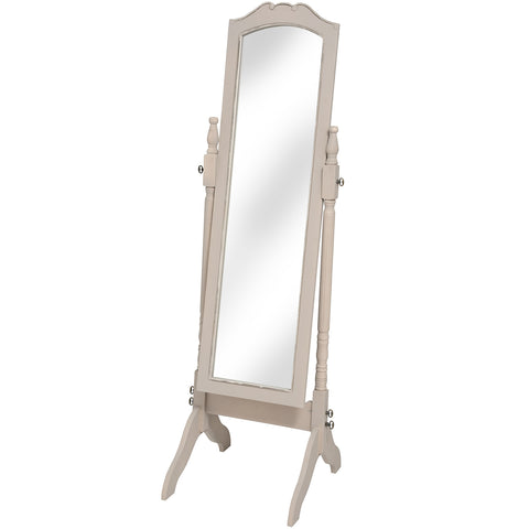 Manor House Painted Cheval Mirror