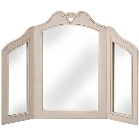 Manor House Painted Dressing Table Mirror