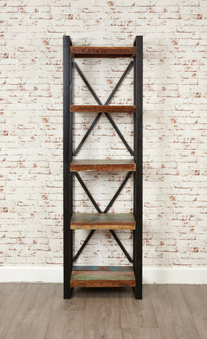 Urban Chic Reclaimed Alcove Bookcase