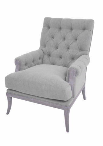 Amblar Upholstered Fabric Armchair