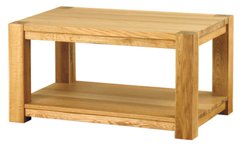 Baumhaus Aston Oak Medium Coffee Table