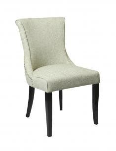 Carlton Accent Natural Fabric Chair
