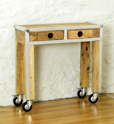 Road Chic Wooden Console Table