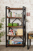 Urban Chic Reclaimed Large Open Bookcase - lovefurnitureuk - 2
